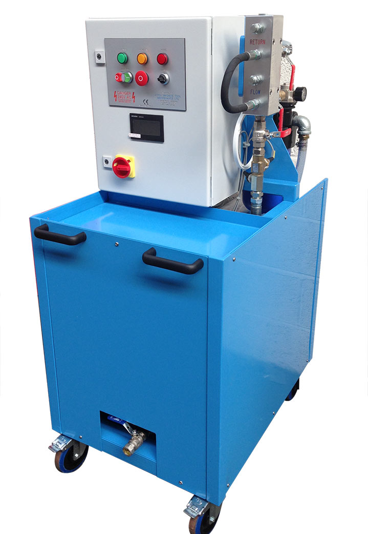 Resistance Tester In Plastic Molding : Mould tool water flow and pressure tester atkin maintenance